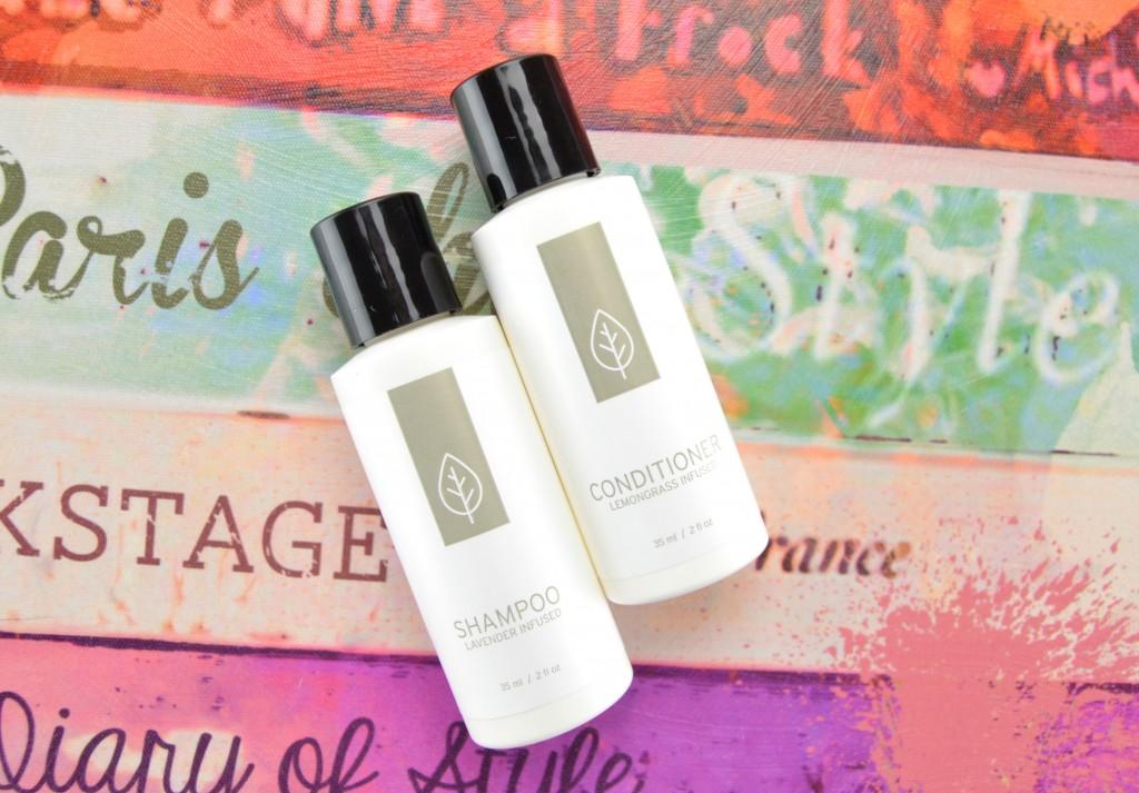 Tolan Skincare Shampoo and Conditioner, canadian beauty line, canadian shampoo, canadian skincare line