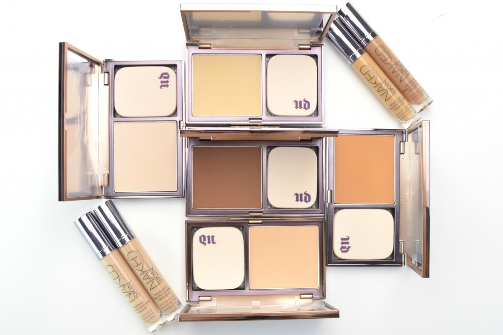 Urban Decay Naked Skin Ultra Definition Powder Foundation Review