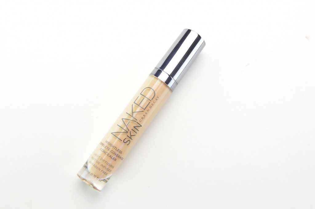 Urban Decay Naked Skin, Weightless Complete Coverage Concealer, spring 2015 Urban Decay, Complete Coverage Concealer, full coverage concealer, urban decay concealer