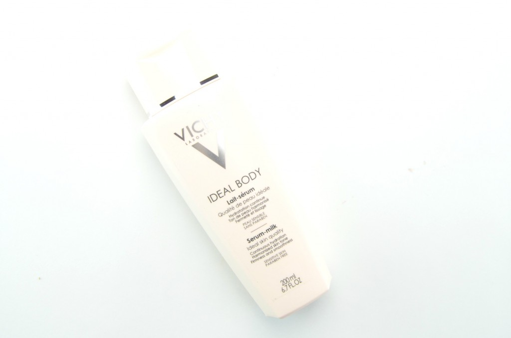 Vichy Ideal Body Serum-Milk, vichy serum, vichy skin care, body milk, body serum, vicky ideal