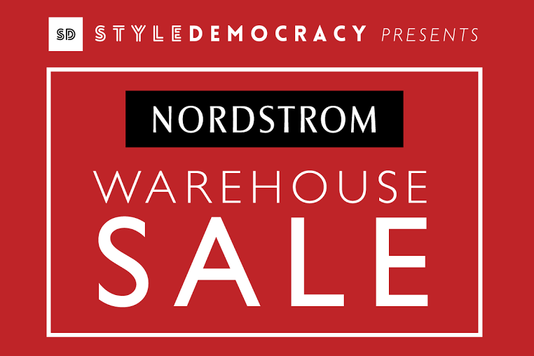 Nordstrom Canadian Warehouse Sale by Style Democracy