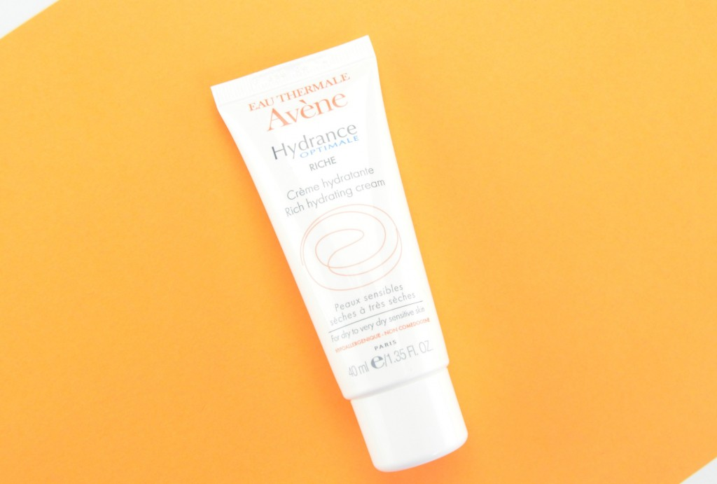 Avène Hydrance Optimale Riche Hydrating Cream