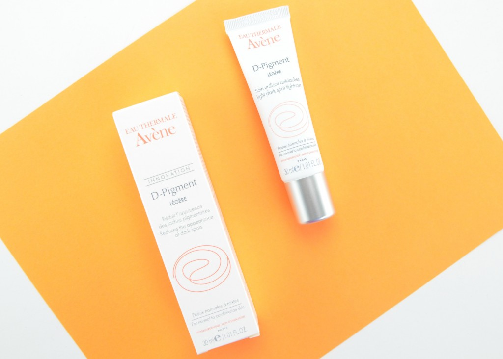Avène D-Pigment Light