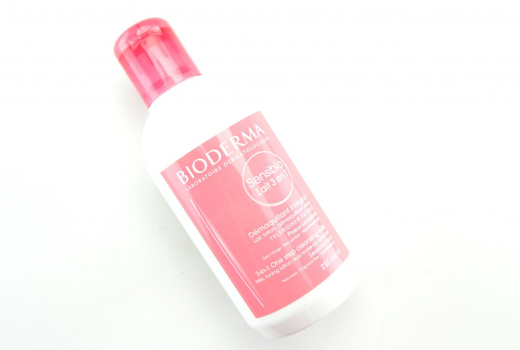 Bioderma Sensibio Lait,  3-in-1 Cleansing Milk