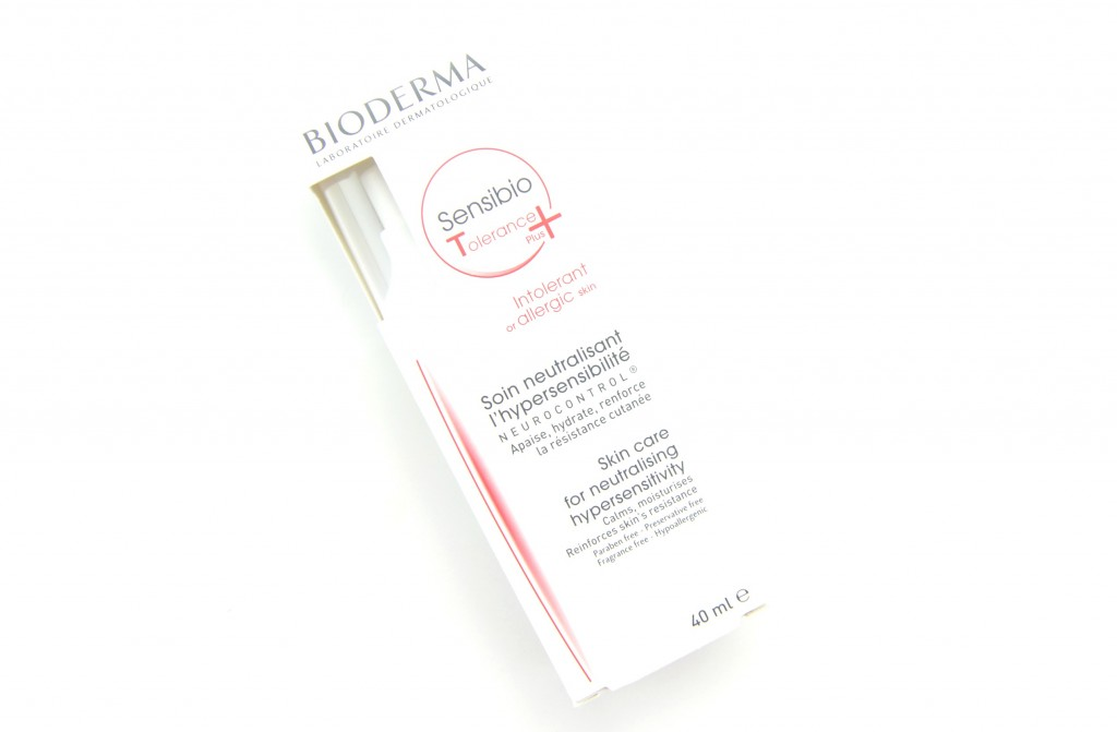 Bioderma Sensibio Tolerance, Bioderma