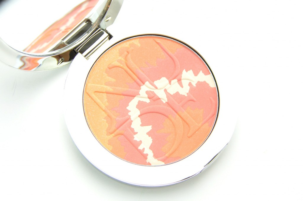 Dior Diorskin Nude Tan Tie Dye in Coral Sunset
