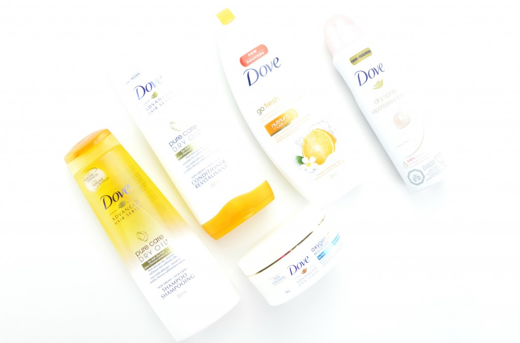 Dove Pure Care Dry Oil Shampoo  (1)