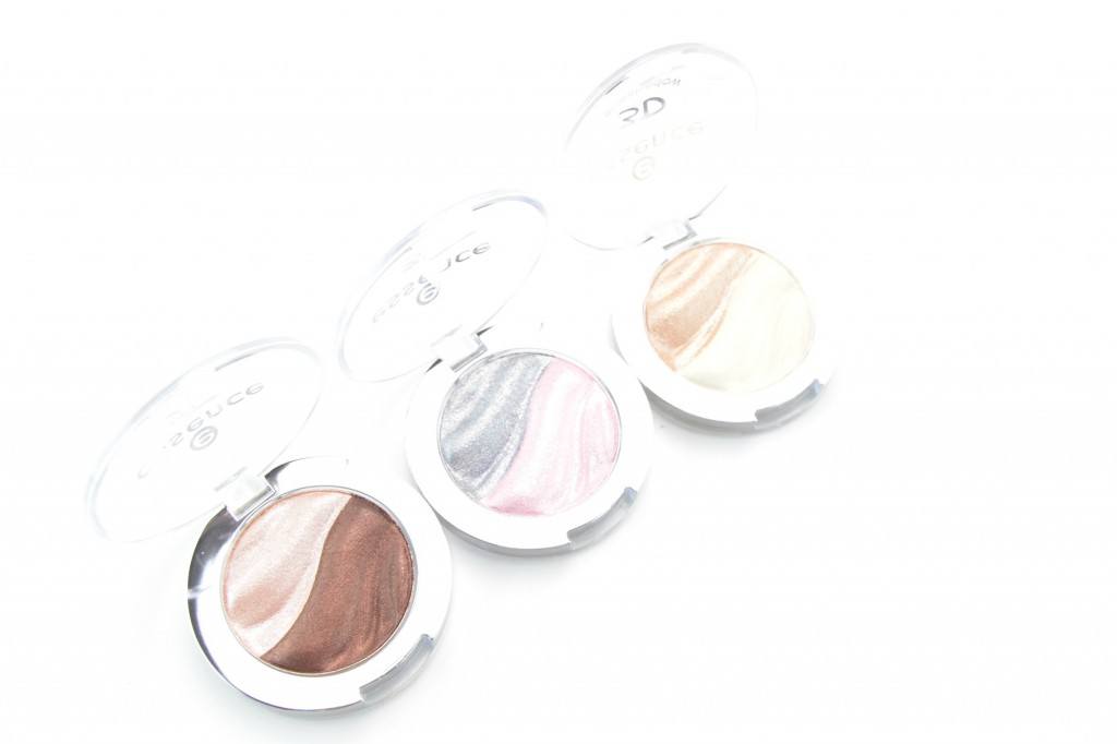 Essence 3D Eyeshadow, 3d eyeshadow, essence eyeshadows