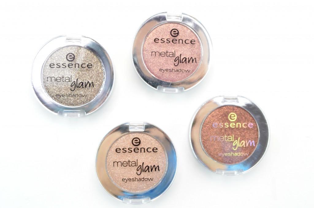 Essence Metal Glam Eyeshadow, metal glam, metal eyeshadow, essence eyeshadows, essence spring/summer, makeup spring 2015