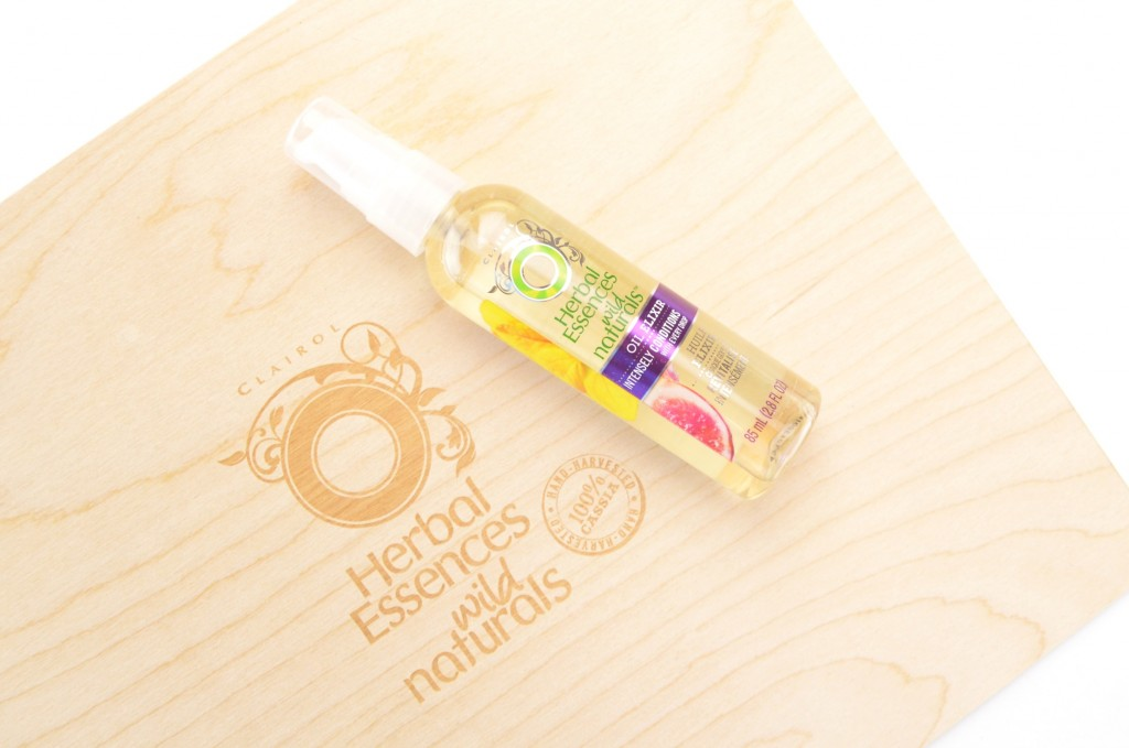 Herbal Essences Wild Naturals Rejuvenating Elixir