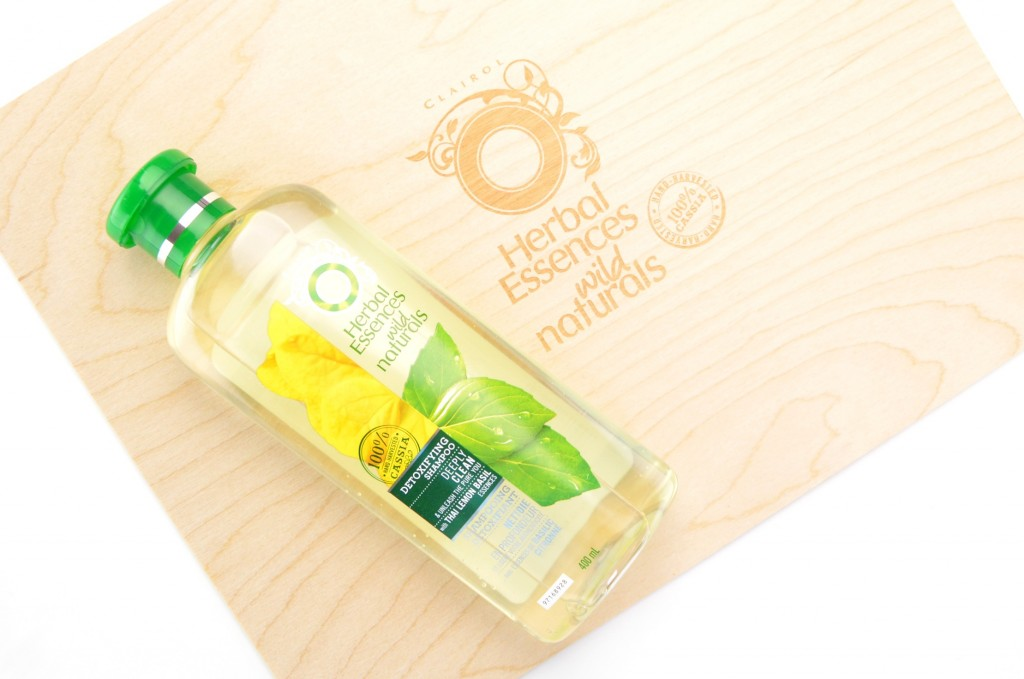 Herbal Essences Wild Naturals Detoxifying Cleanser