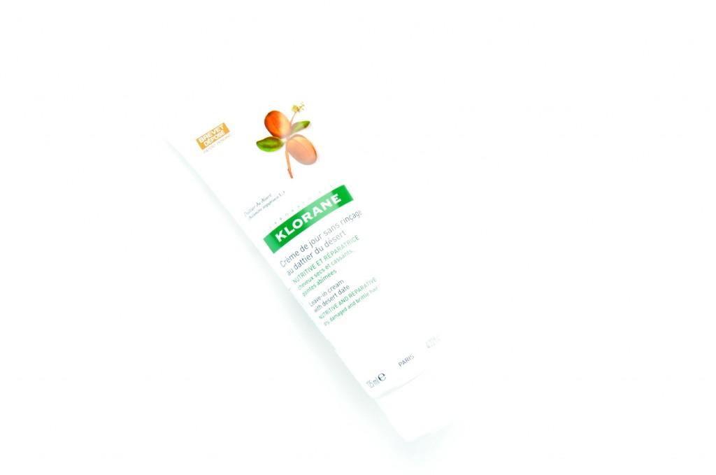 Klorane Leave-In Cream with Desert Date, #KloraneCDA, klorane, dy shampoo, treatment maks, hiar mask