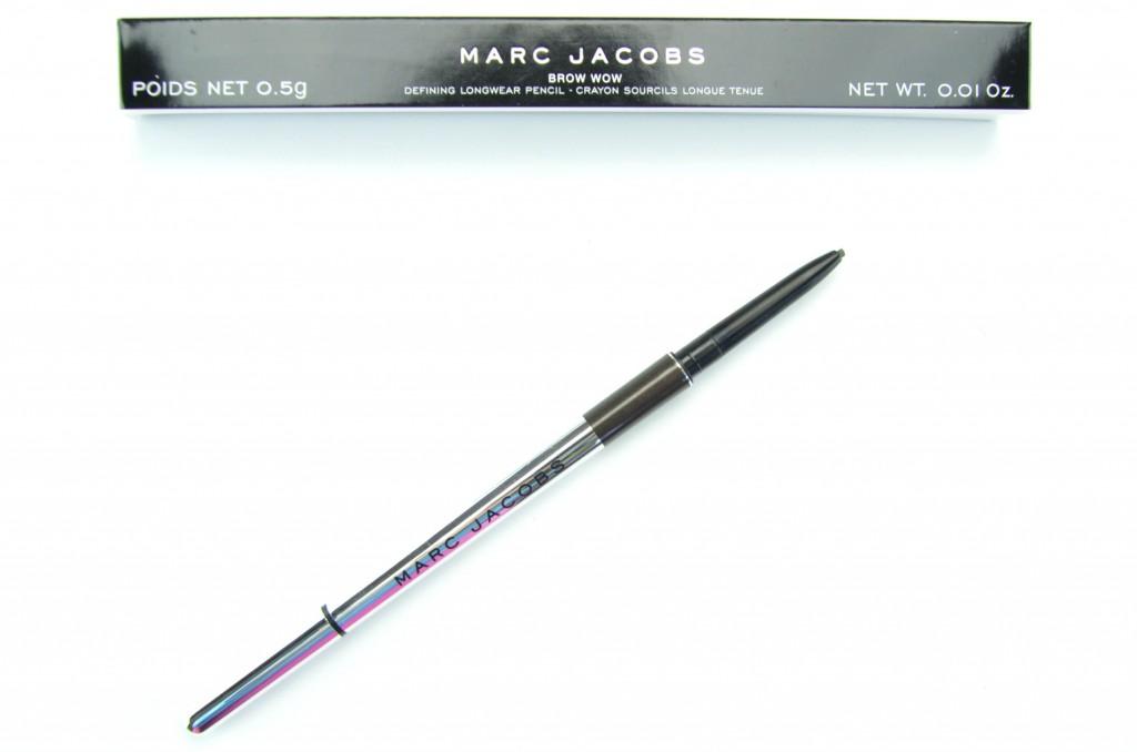 Marc Jacobs beauty, Brow Wow Defining Longwear Pencil, marc jacobs brow pencil, brow pencil