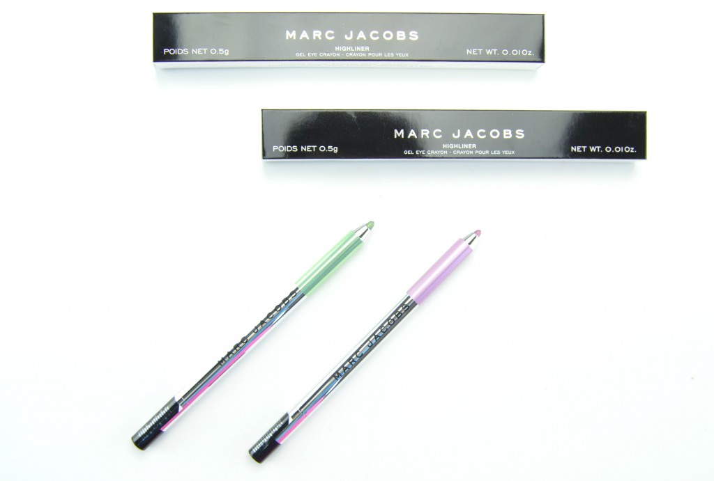Marc Jacobs beauty, Highliner Gel Crayon, gel crayon, jacobs gel crayon