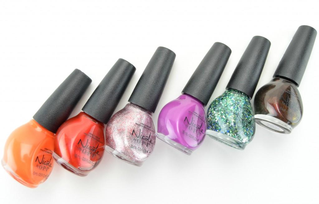 nicole by opi, coco-cola nail polish, coke nail polish, opi coke collection, opi nail polish, coca-cola nail polish