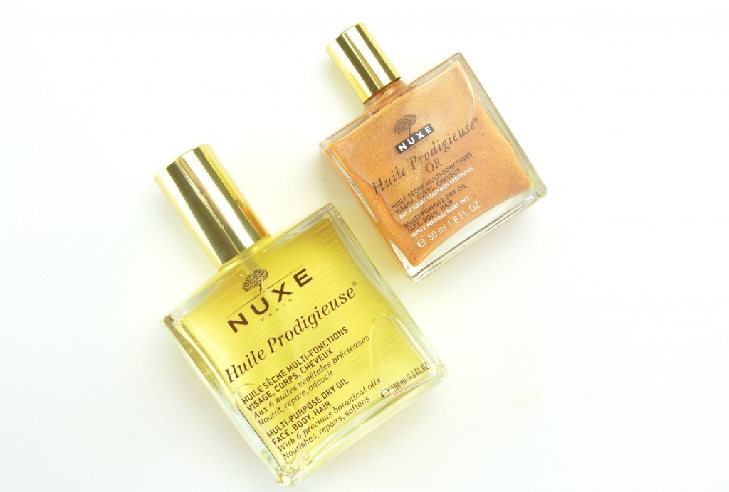 Nuxe Huile Prodigieuse Oil Review
