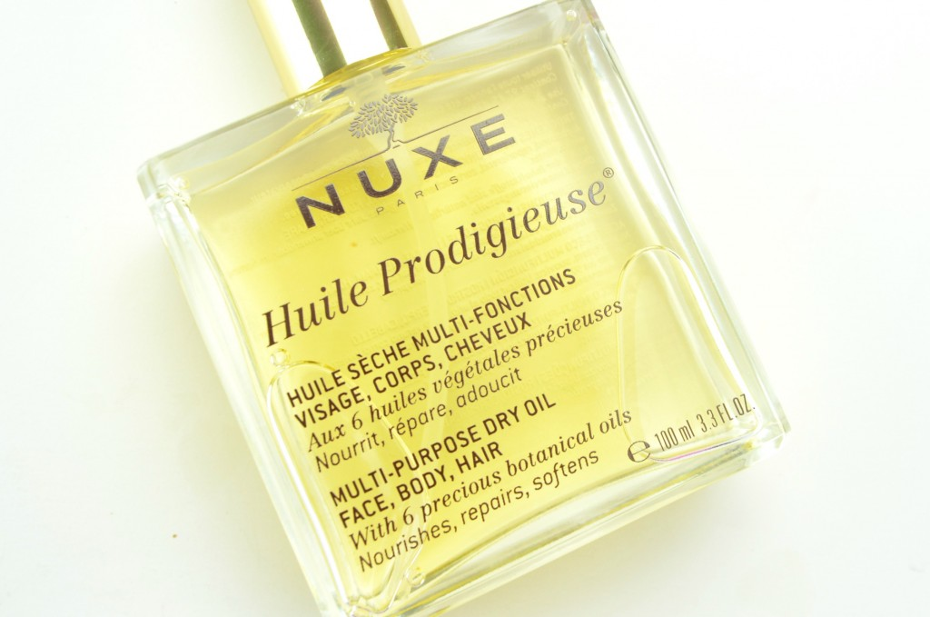 Nuxe Huile Prodigieuse Oil  (4)