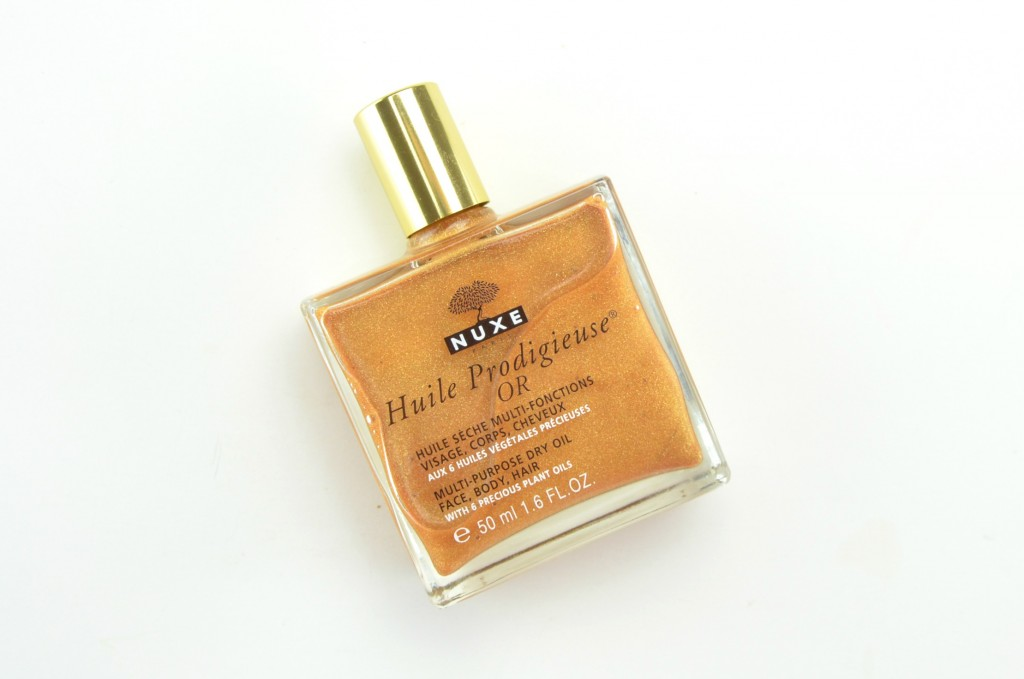 Nuxe Huile Prodigieuse Oil OR  (2)