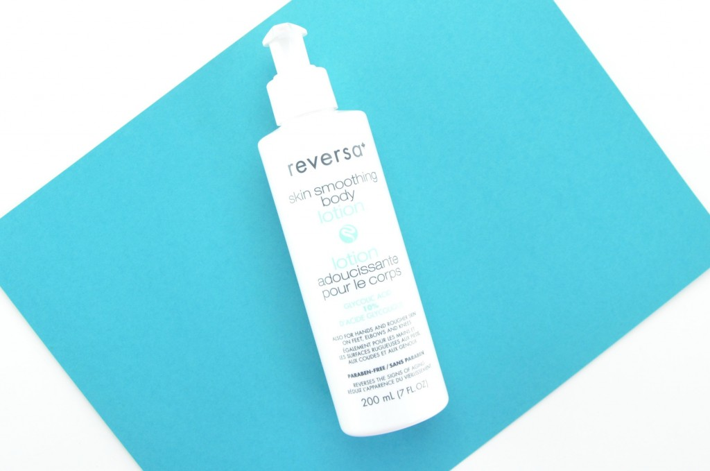 Reversa Skin Smoothing Body Lotion Review