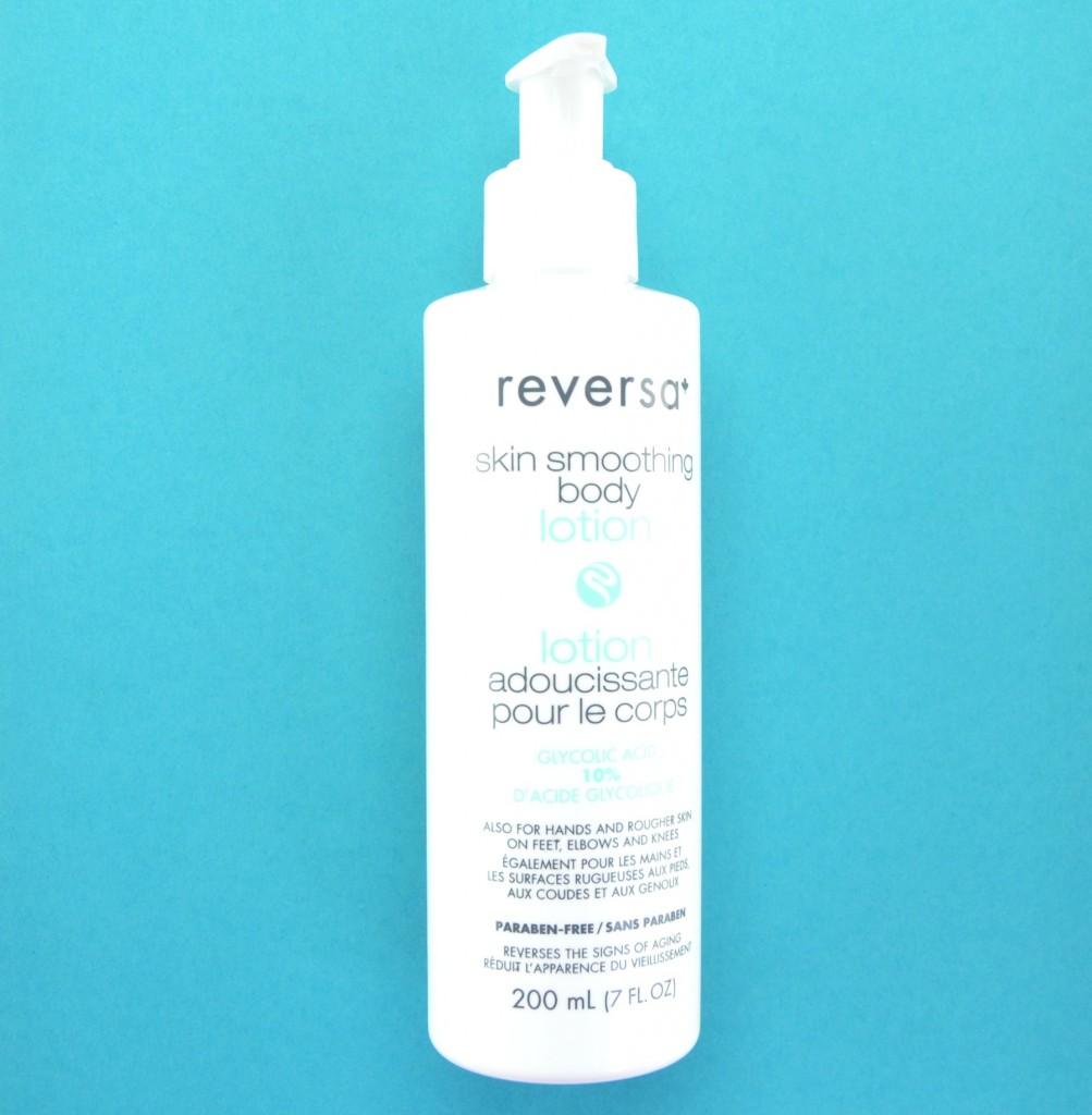 Reversa Skin Smoothing Body Lotion, Reversa, Reversa body lotion, body cream