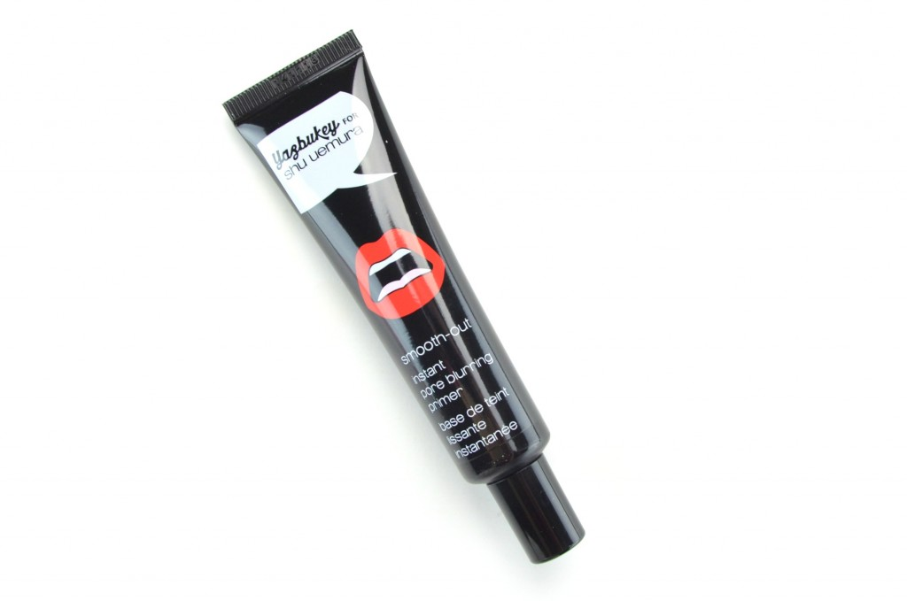 YazBukey for Shu Uemura Stage Performer Smooth-Out Instant Pore Blurring Primer