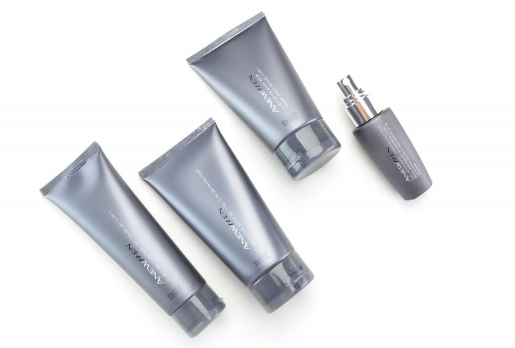 Avon Anew Men skin care line