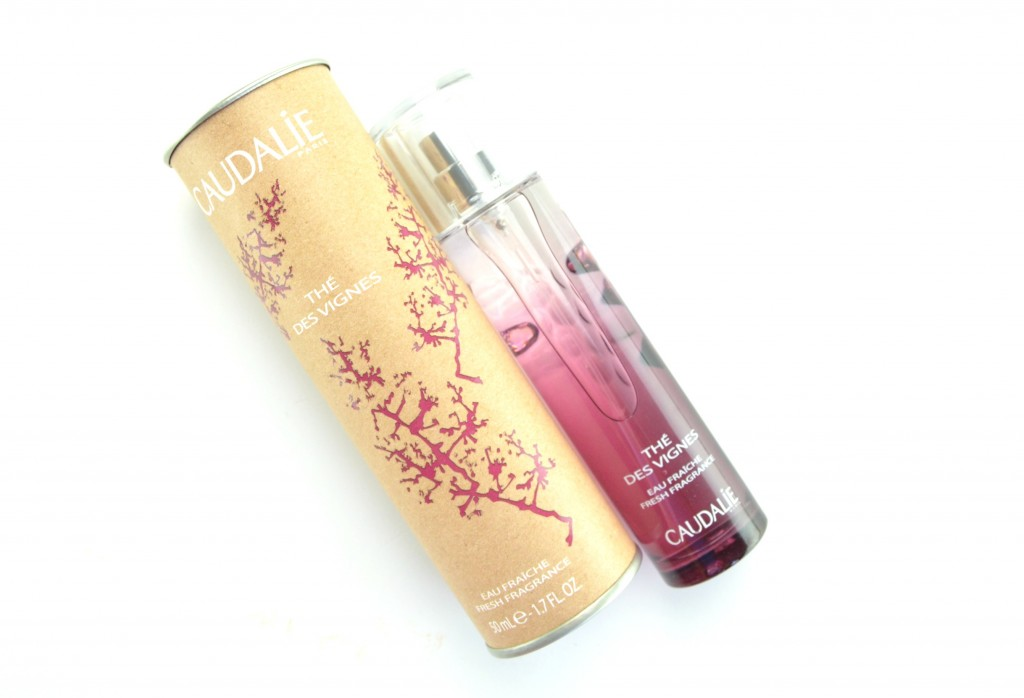 Caudalie The des Vignes Fresh Fragrance Review