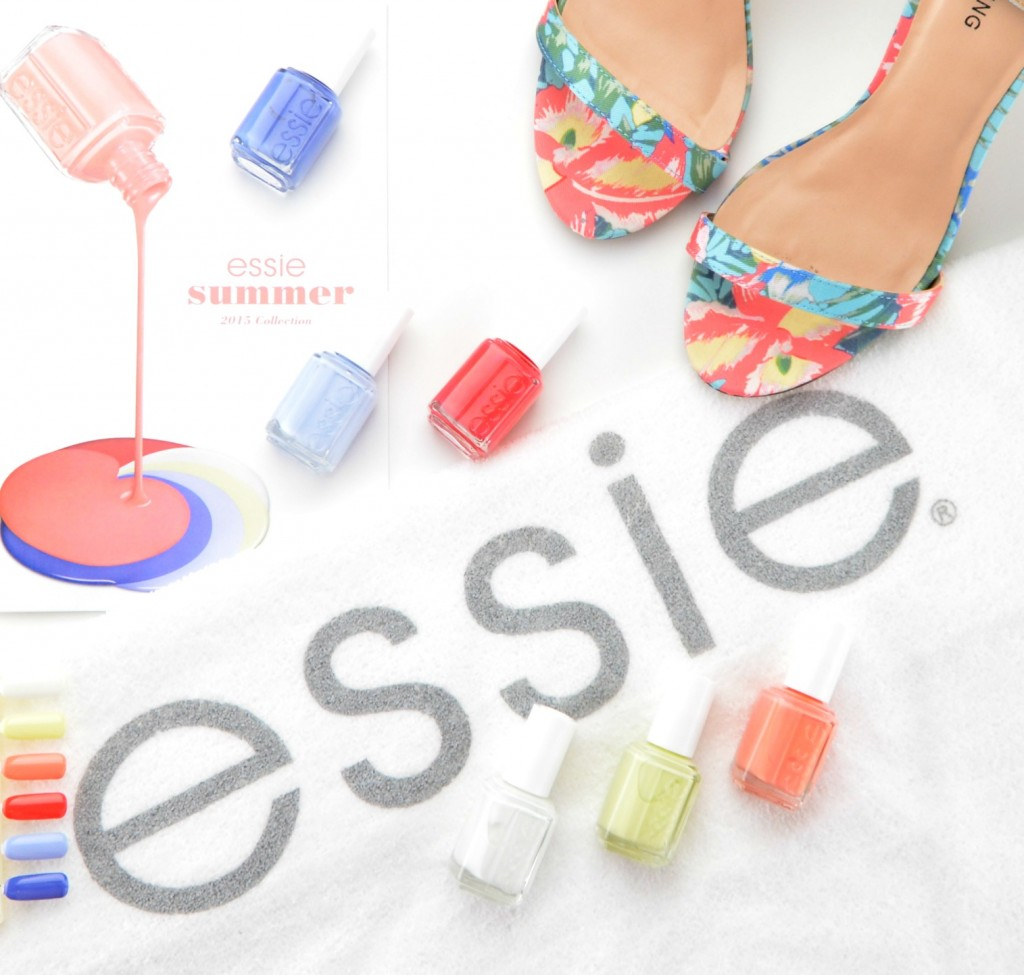Essie Summer 2015 Collection Review