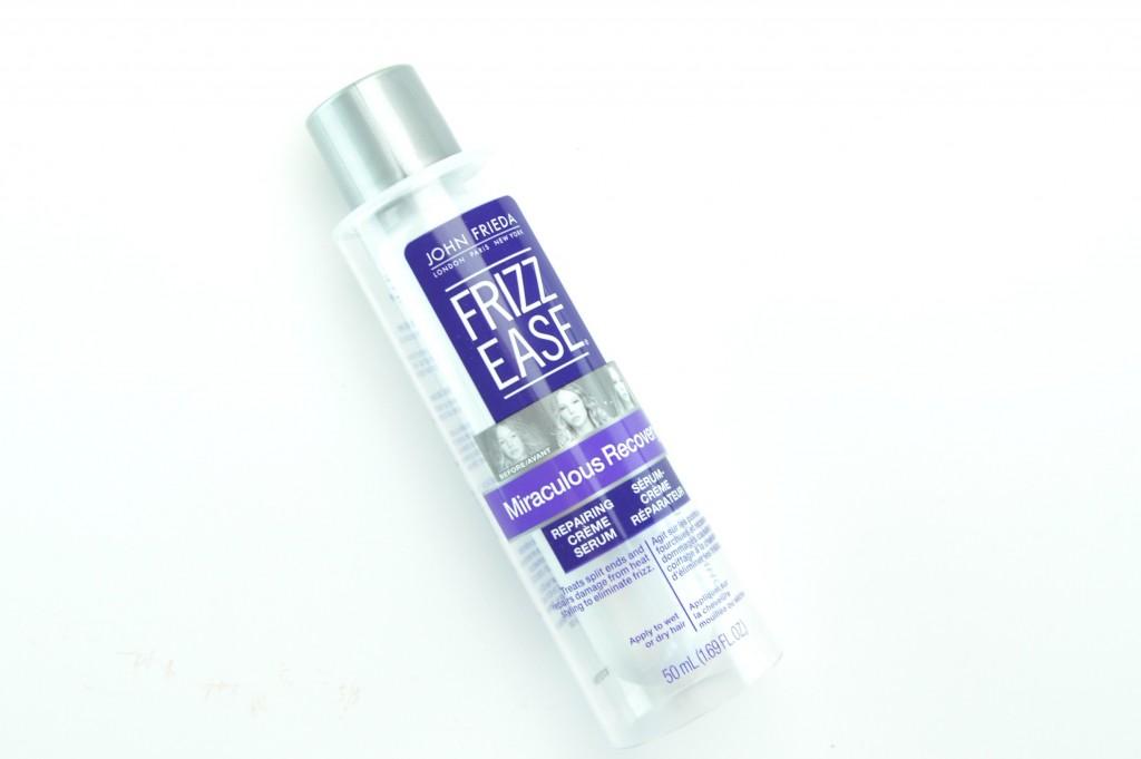 John Frieda Frizz Ease Miraculous Recovery Repairing Crème Serum