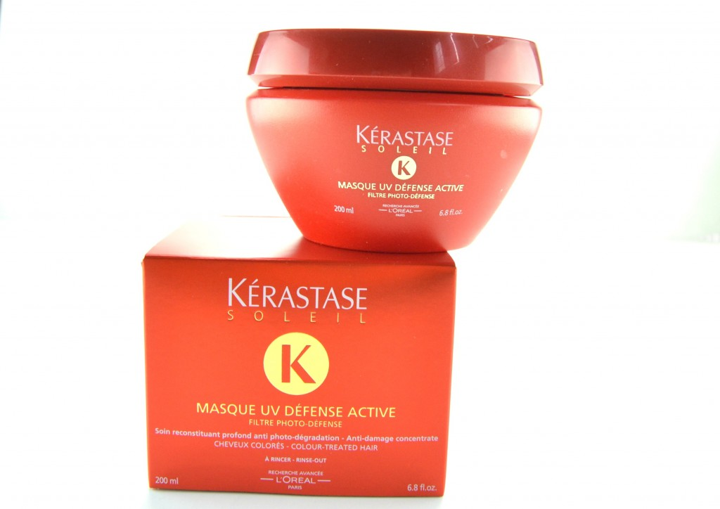 Kérastase Paris, Masque UV Défense Active, Kérastase Paris Soleil Collection