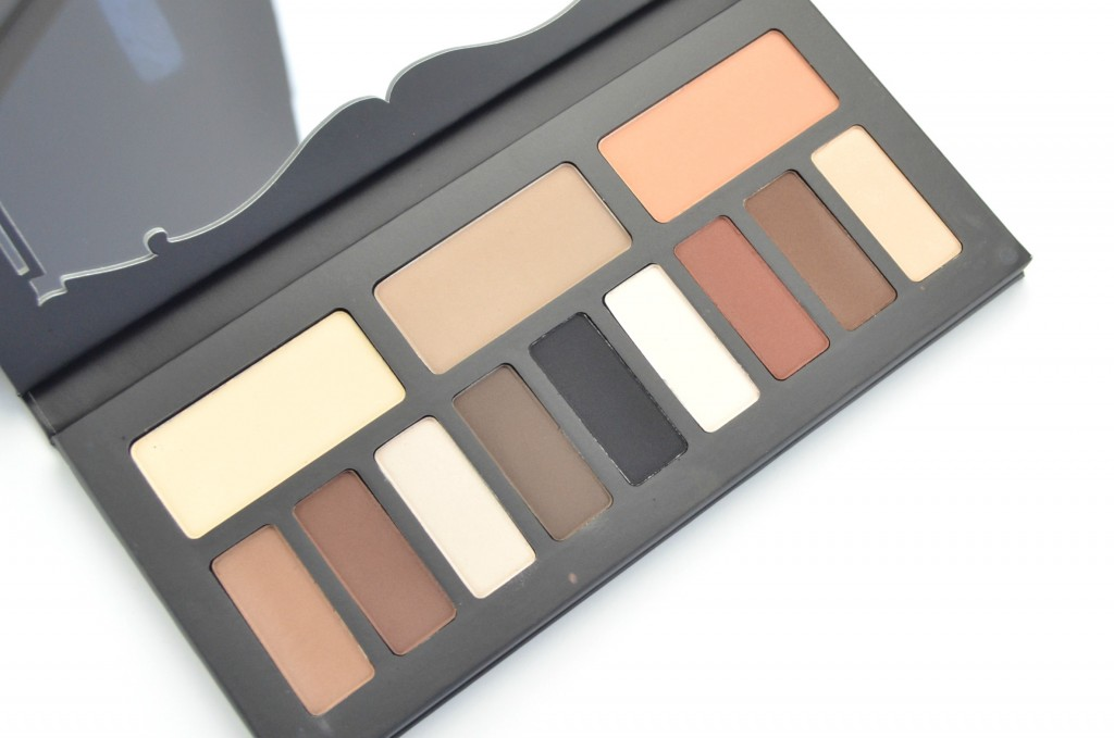 Kat Von D Shade + Light, kat von d eyeshadow, shade and light eye palette, kat von d eye palette