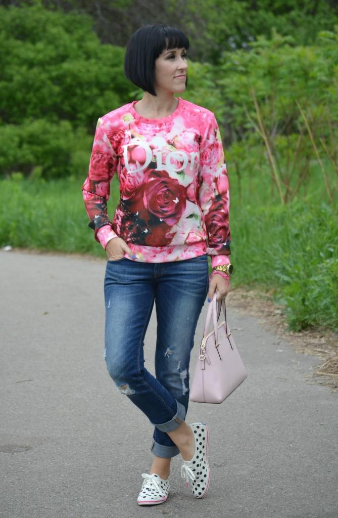Kate Purse Maise Dome Satchel  (2)