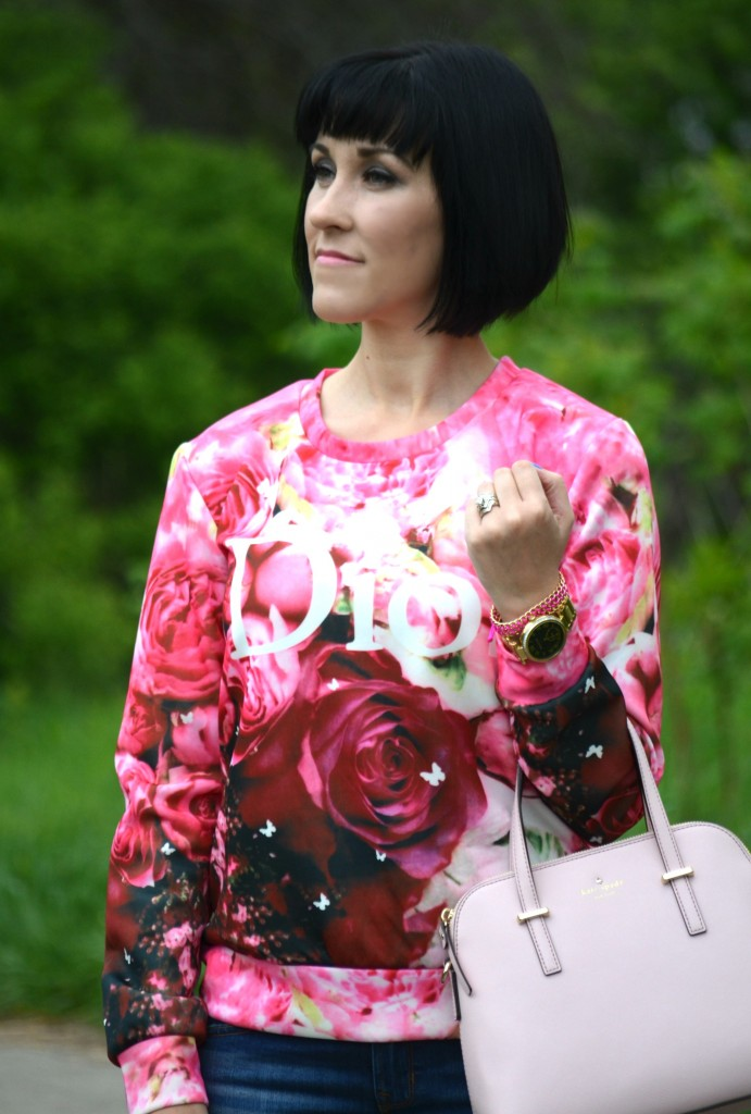 Kate Purse Maise Dome Satchel  (7)