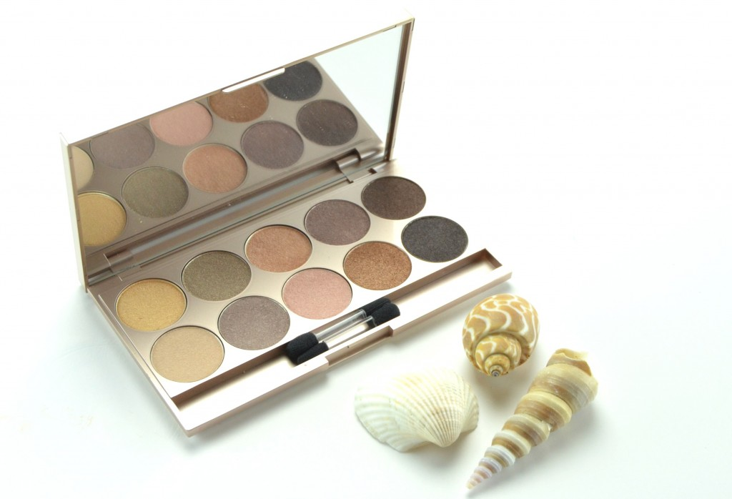 Lise Watier Palette Rivages Eyeshadow Palette