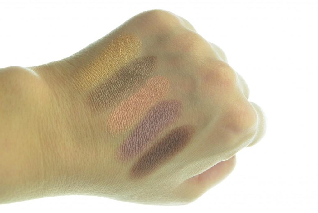 Lise Watier Palette Rivages Eyeshadow Palette