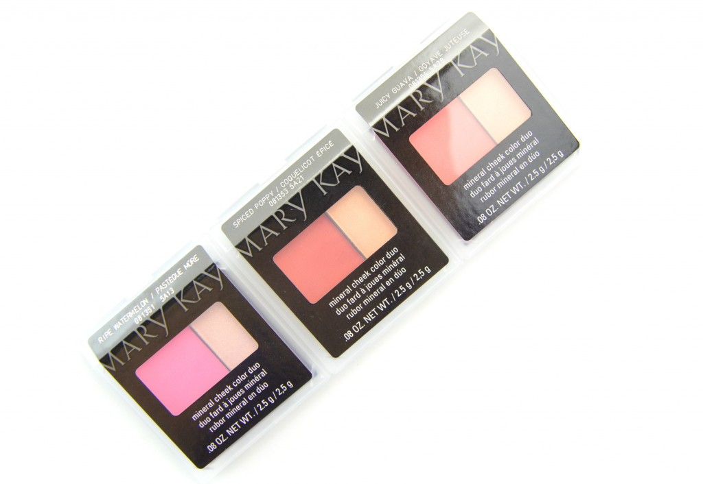 Mary Kay Mineral Cheek, mary kay, mineral cheek duo, blush duo