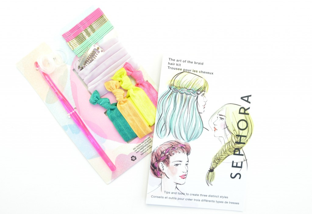 Sephora Collection The Art of the Braid Hair Kit