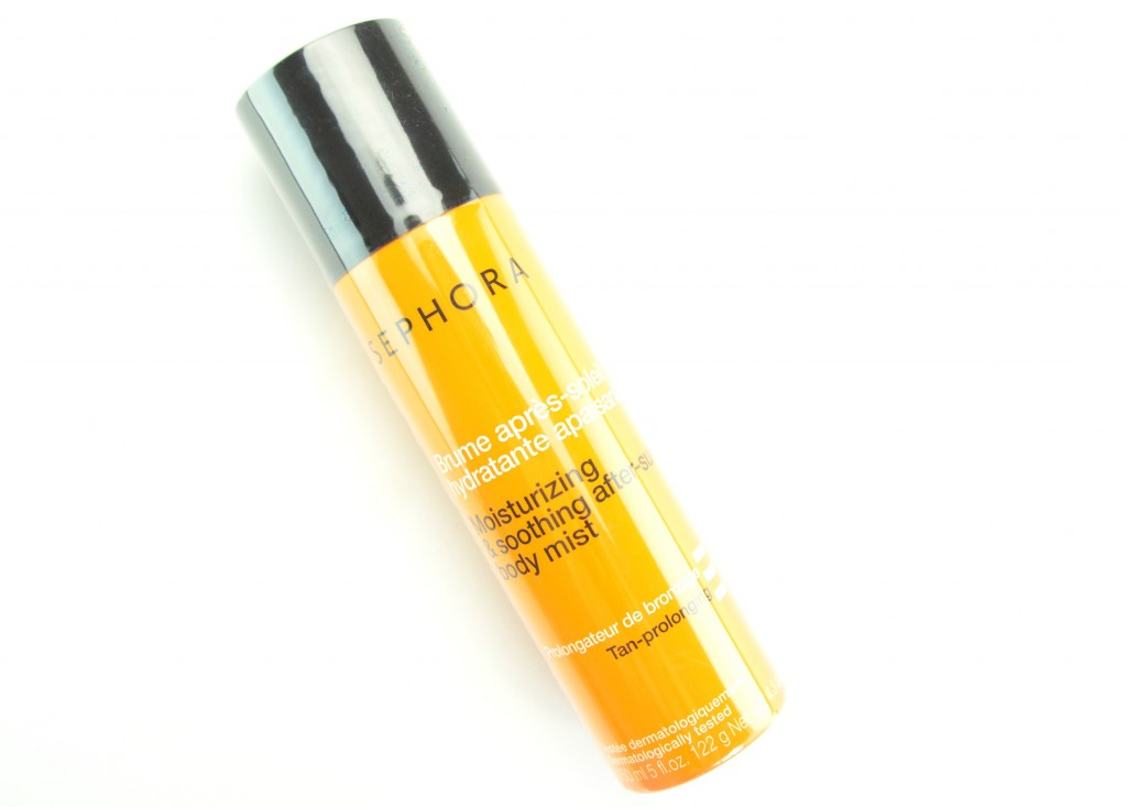 Sephora Collection Moisturizing & Soothing After Sun Body Mist