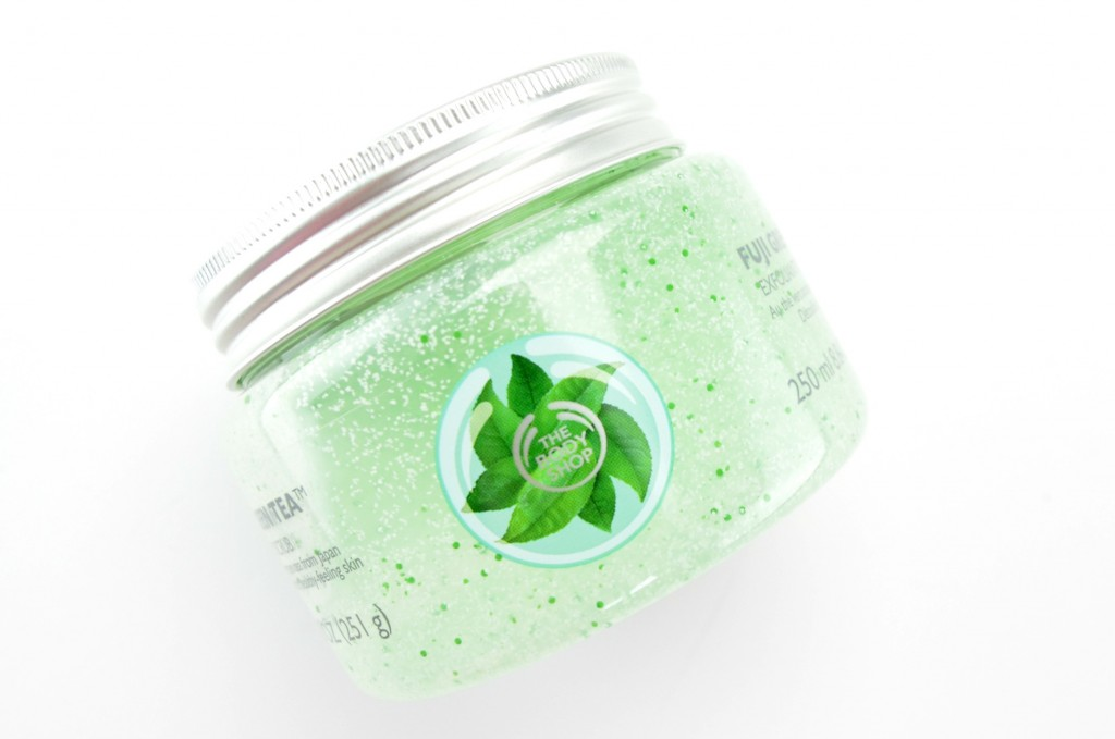 Fuji Green Tea Body Scrub