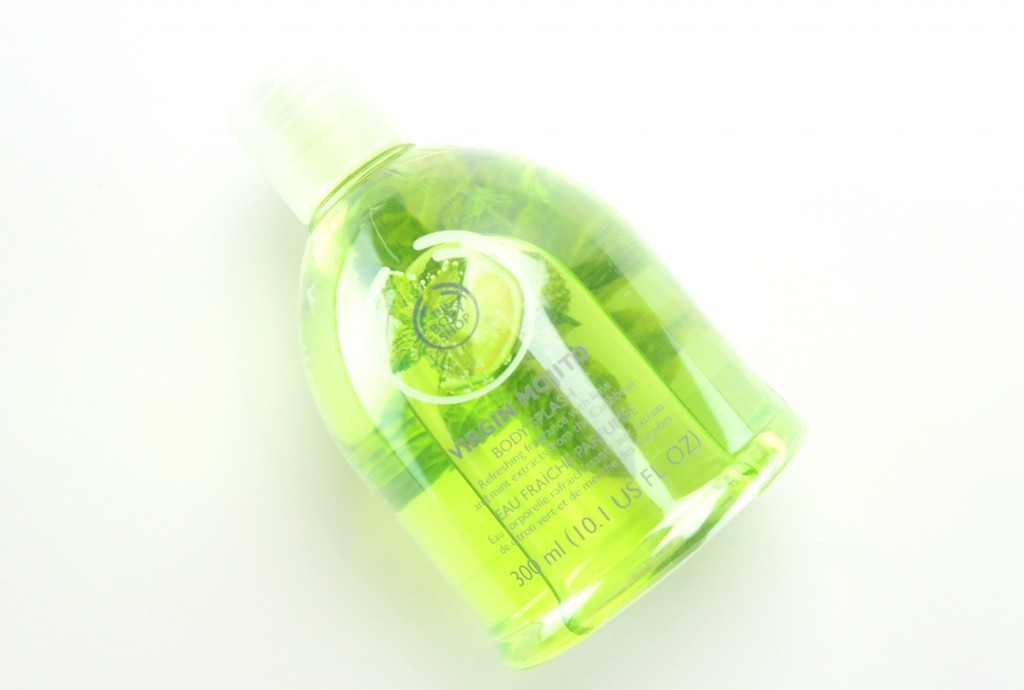 The Body Shop Virgin Mojito Body Splash