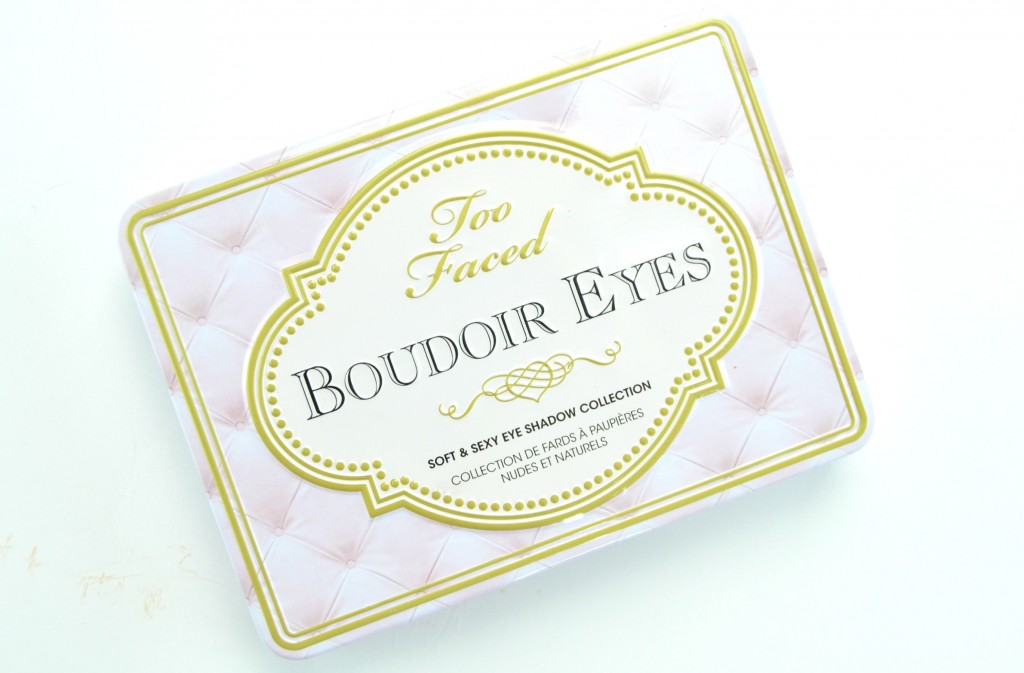 Too Faced Boudoir Eyes Soft & Sexy Eye Shadow,  Too Faced Boudoir, too faced eyeshadow