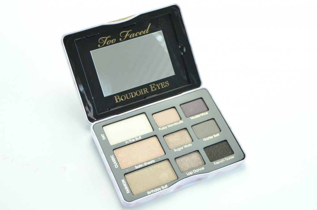 Too Faced Boudoir Eyes Soft & Sexy Eye Shadow,  Too Faced Boudoir, too faced eyeshadow