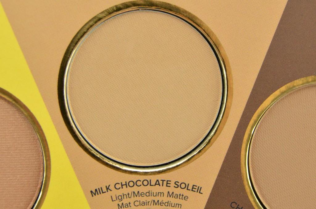 Too Faced Milk Chocolate Soleil