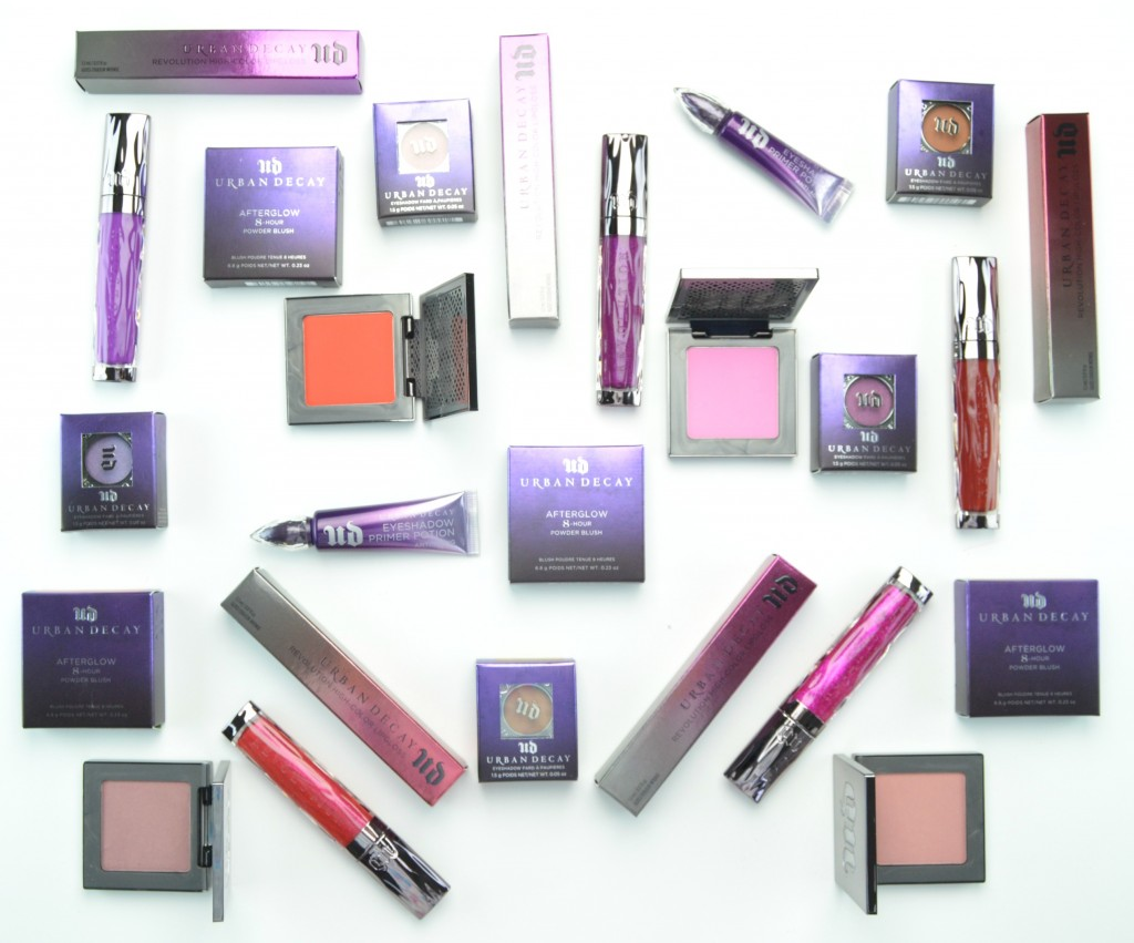 Urban Decay Summer Nights 2015 Collection Review