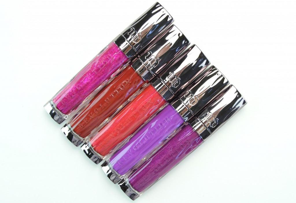 Urban Decay Revolution High Color Lip Gloss
