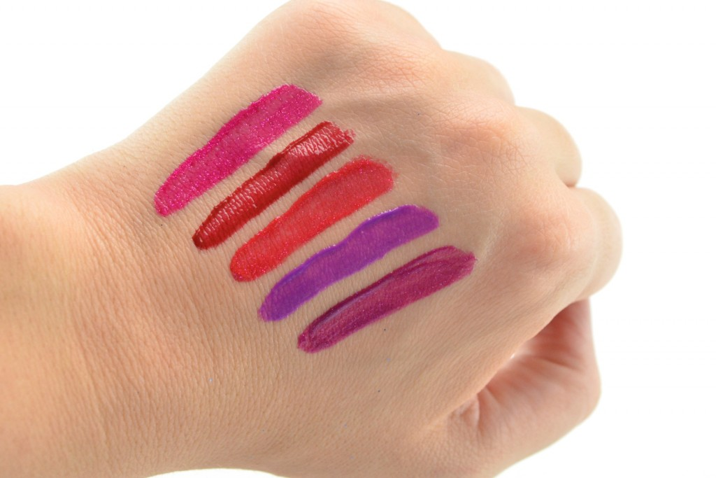 Urban Decay Revolution High Color Lip Gloss swatch