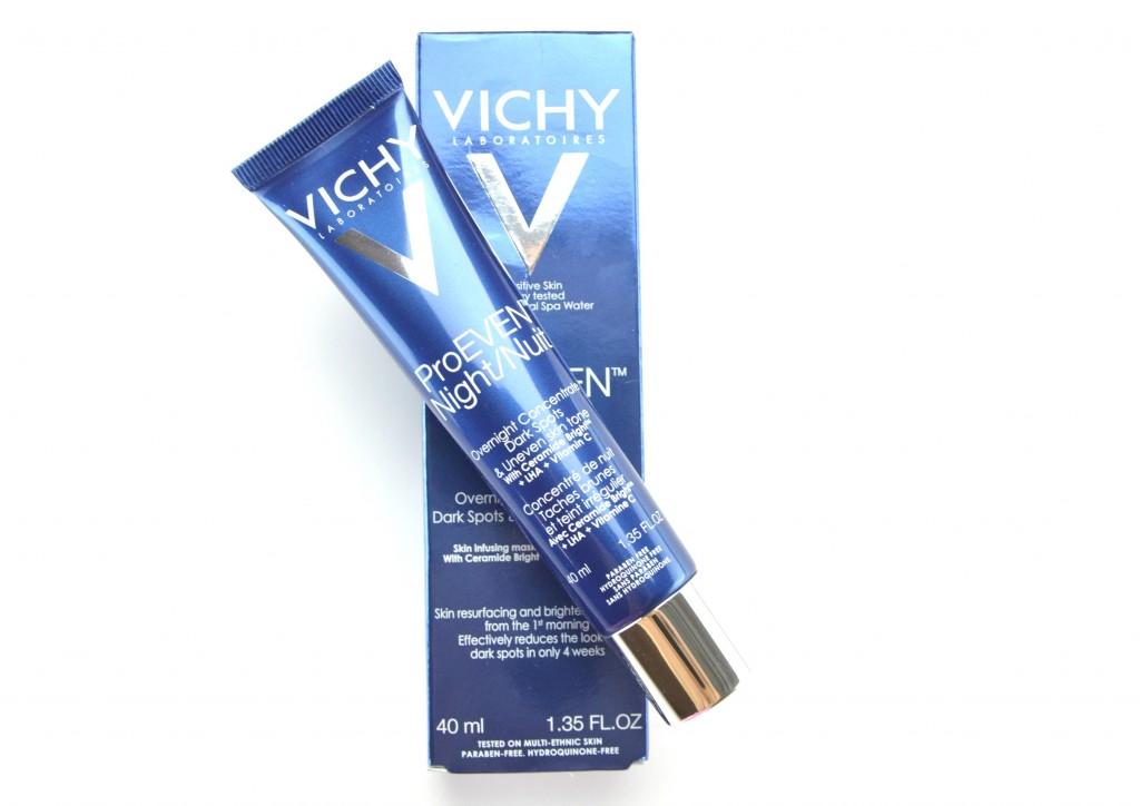 Vichy ProEVEN Night Overnight Concentrate Dark Spot & Uneven Skin Tone