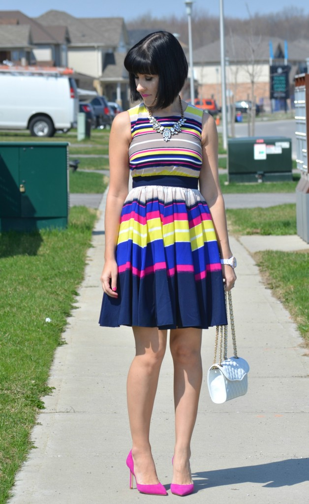 striped dress (2)