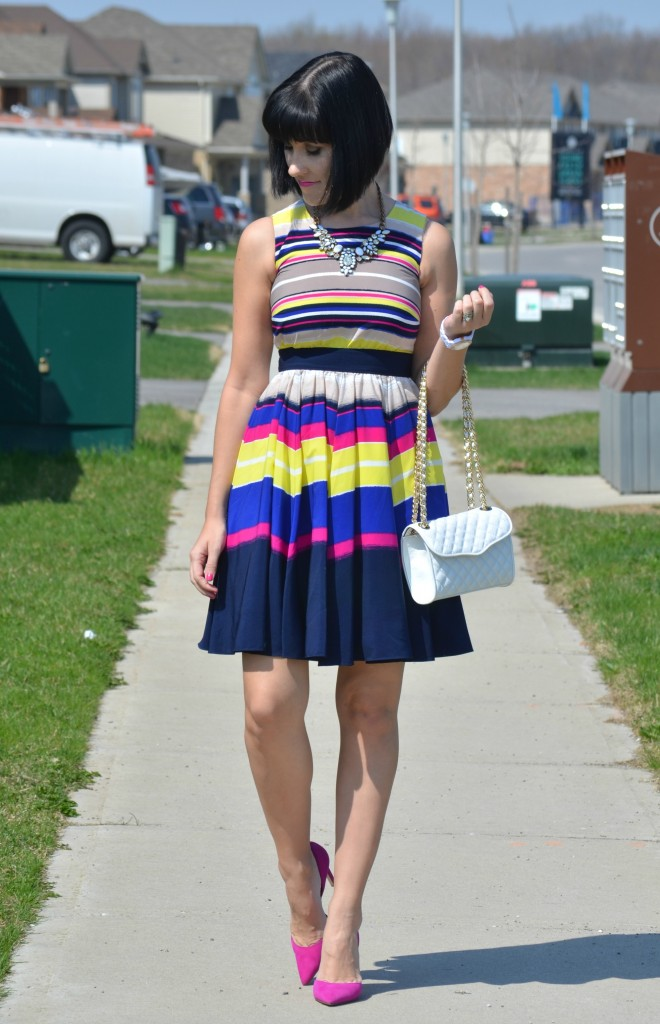 striped dress (3)
