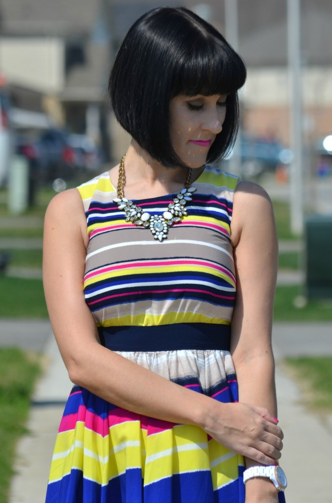 striped dress (7)